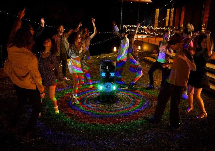 fête musique et karaoké