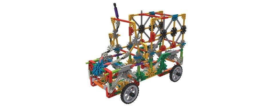 kit de construction modèle k'nex 35