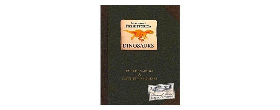 encyclopédie des dinosaures préhistoriques