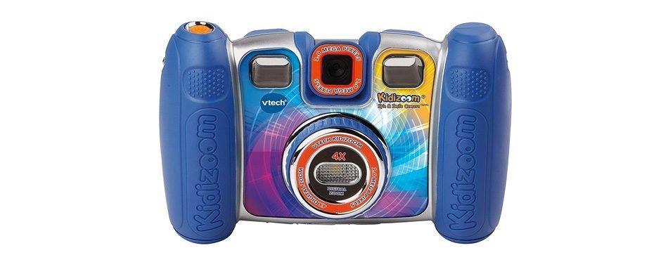 appareil photo pour enfant bleu