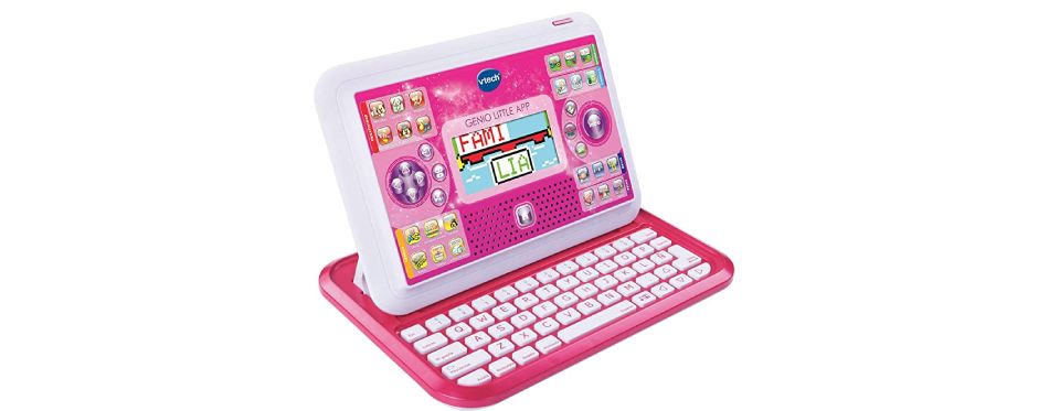 Tablette éducative pour Enfants Couleur Rose