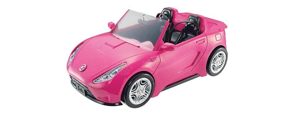 Jeep Rose pour poupées