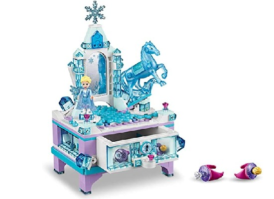 LEGO Disney château reine des neiges