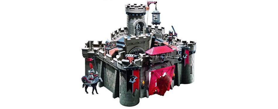 citadelle chevalier rouge