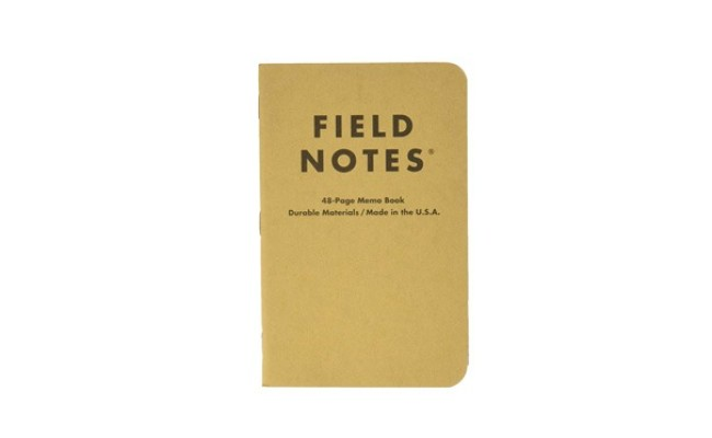 Carnet de notes pour voyage compact