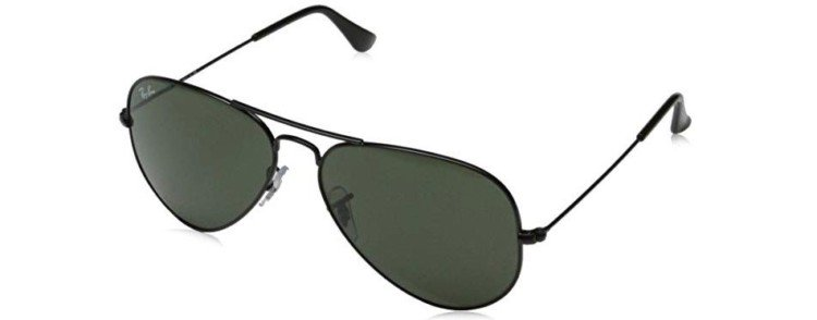 ray-ban lunettes de soleil polarisantes pour aviateurs