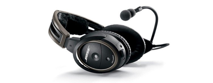 casque d'aviation bose a20