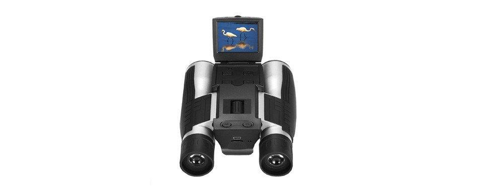 Jumelles caméra numérique HUNDAN