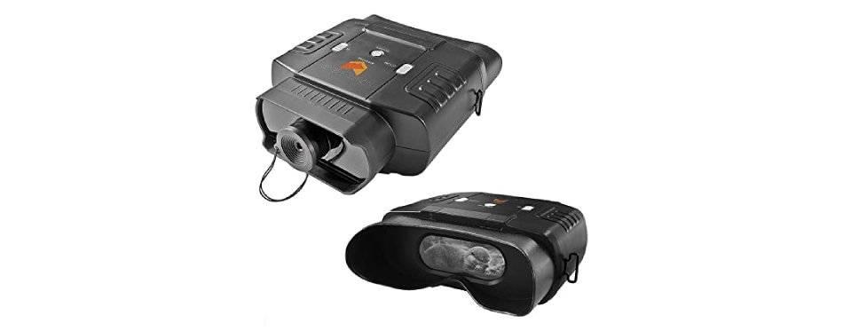 eoncore lcd jumelle caméra digitale