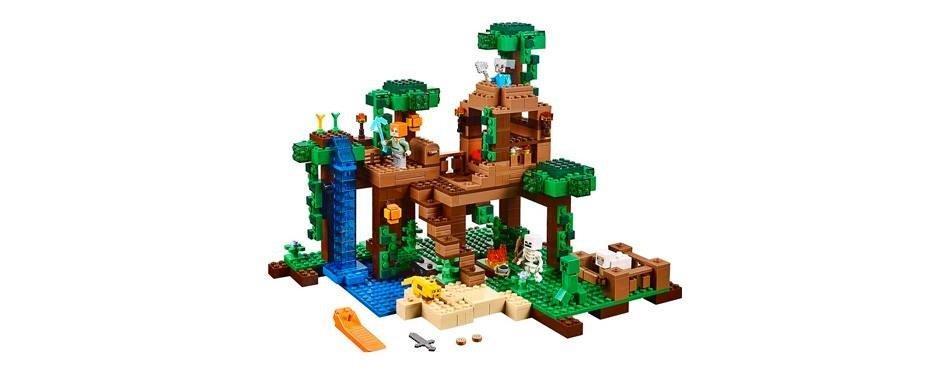 la maison de la jungle