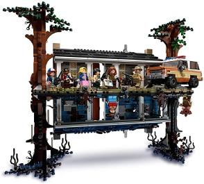 Lego monde stranger things