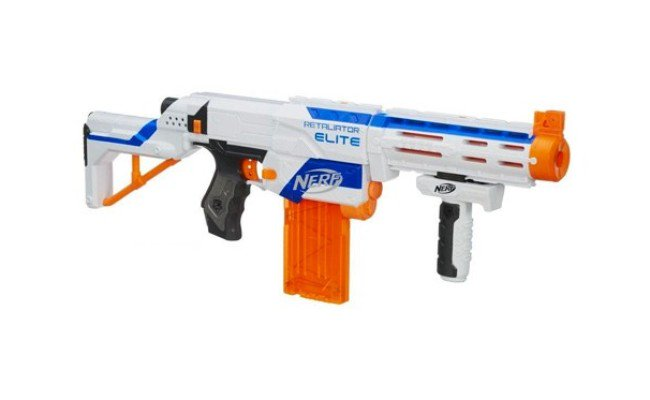 N-Strike Elite Retaliator Nerf Gun