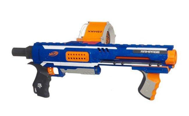 fléchettes recharge pour N-Strike Elite Pistolet Jouet Gadget Tool Red BA