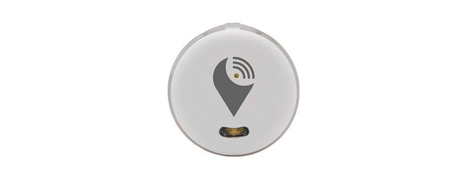 portes-clés connectés blanc