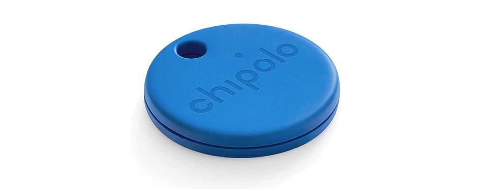 chipolo porte clé gps bleu