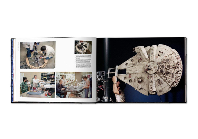 archives star wars taschen 1977 1983 faucon millenium