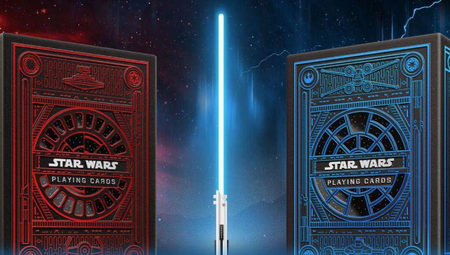 les deux decks star wars