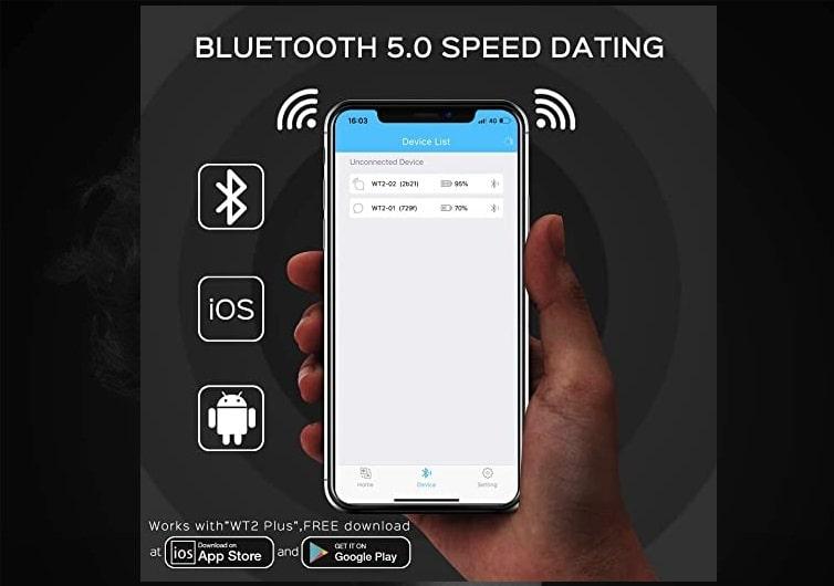 application smartphone de traducteur vocal en ligne