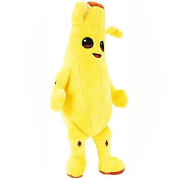 idee cadeau fortnite peluche banane jaune