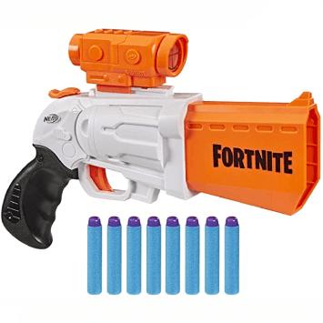 Nerf Fortnite SR orange