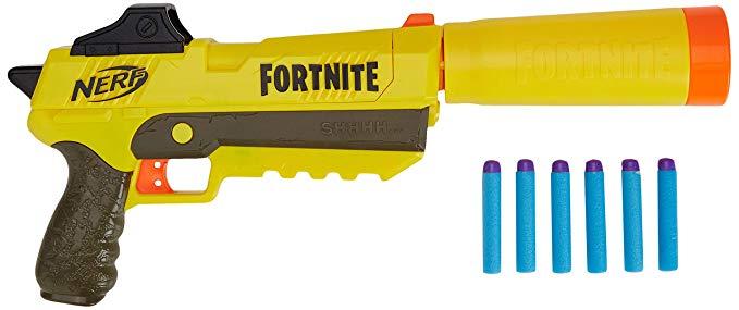 Pistolet nerf Fortnite