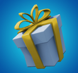 une image d'un cadeau Fortnite