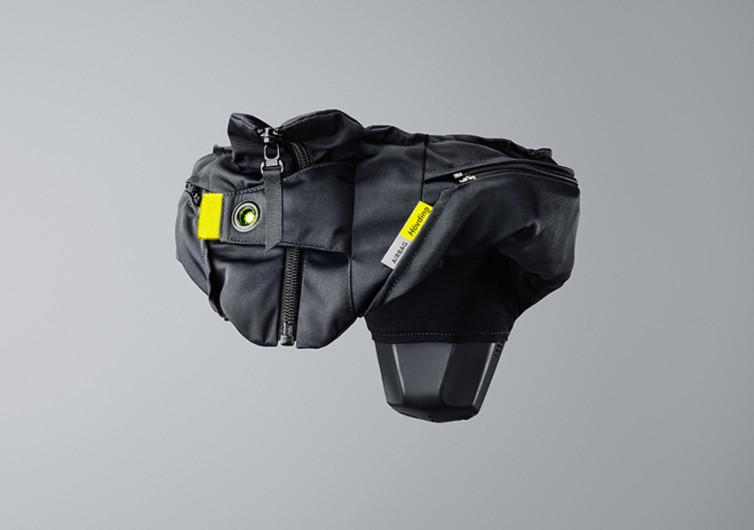 produit airbag hovding de face