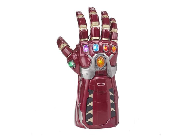 sculpture gant infinité
