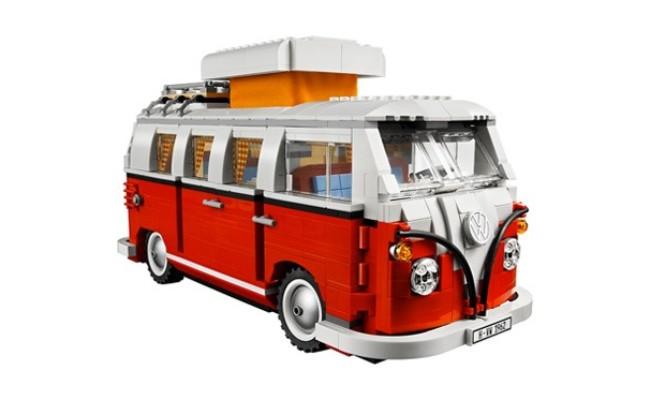 image Lego Creator Expert Volkswagen T1 Camper