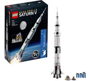 Lego NASA Apollo Saturn V pour adultes