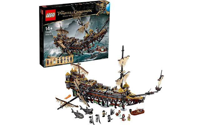 image Lego Pirates des Caraïbes Silent Mary