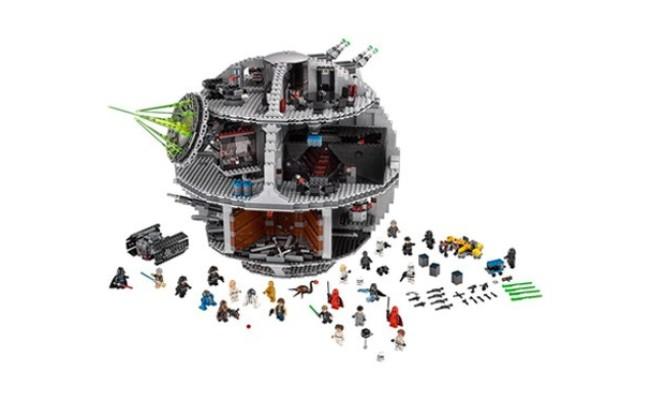 image Lego Star Wars Etoile de la mort