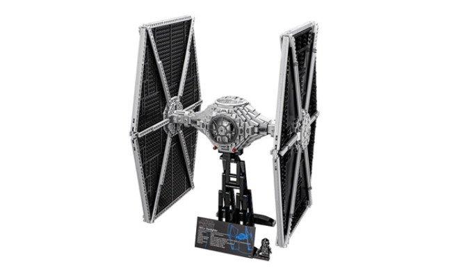 image Lego Star Wars TIE Fighter