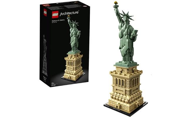 Lego Statue de la liberté pour adultes