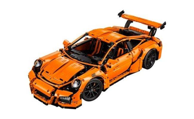 image Lego Technic Porsche 911 GT3