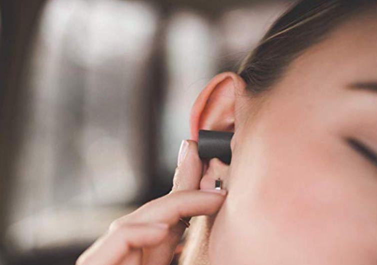 bouchons oreilles facilement applicable dans l'oreille pour protéger du bruit