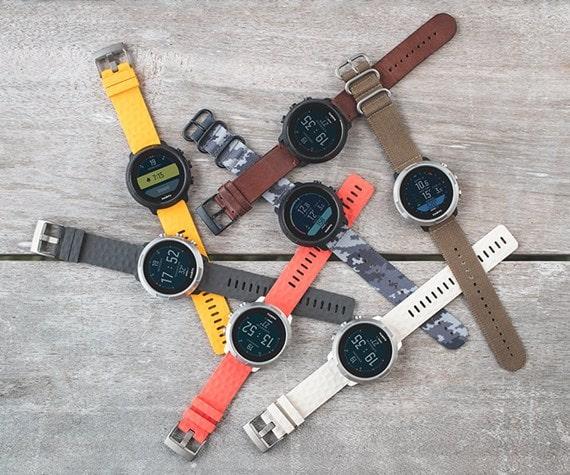 montre personnalisées par couleur