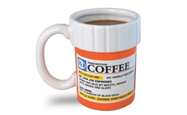 Mug BigMouth Préscription médicale
