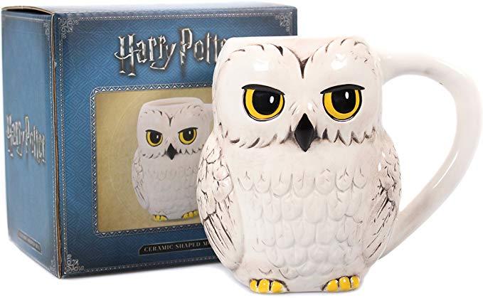 image Mug - Harry potter - chouette hedwige