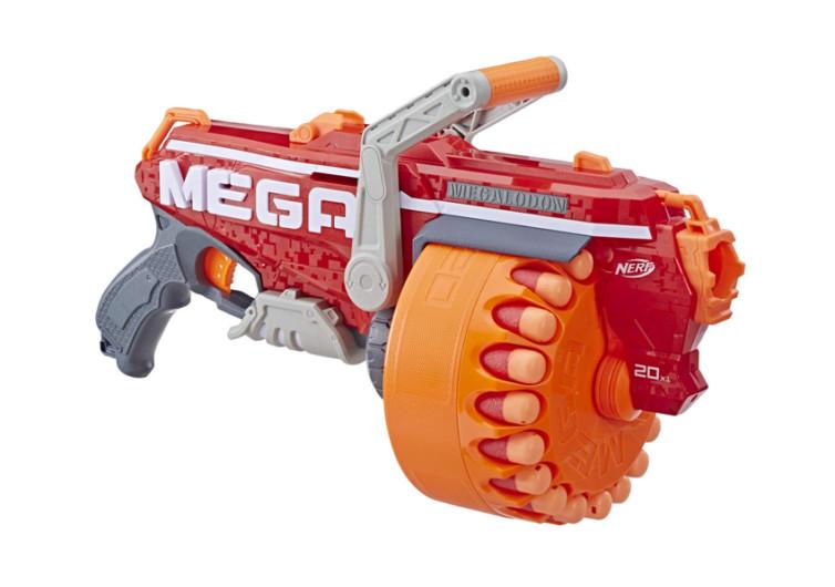 pistolet de jeu megalodon pour s'amuser cool