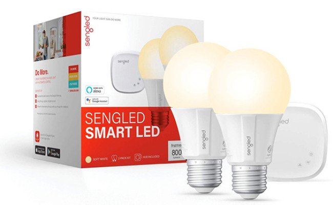 Ampoule intelligente Sengled Element LED E27