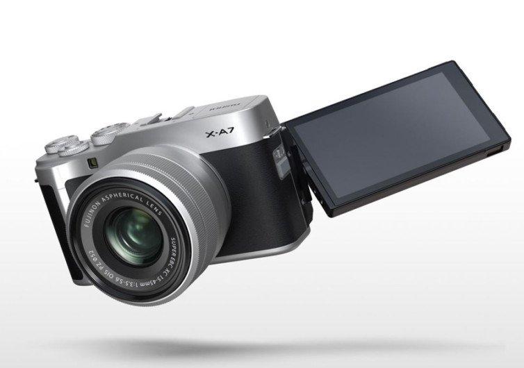 appareil photo fujifilm xa7