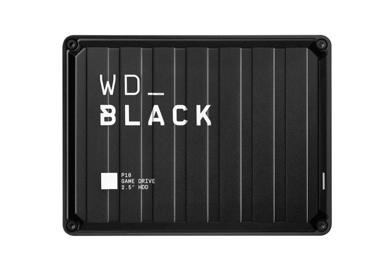 Disque Wd_Black P10 de face