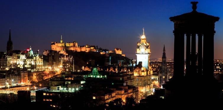 ville de Edimbourg