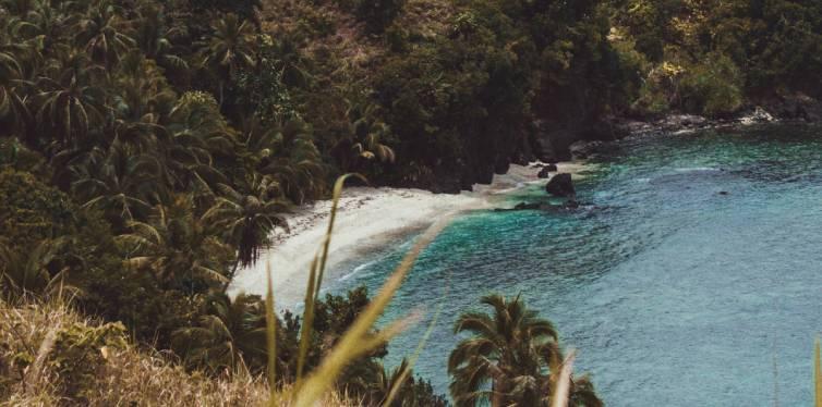 une plage de film à visiter